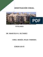 Carpeta Presentación Administración Coral (Enero 2018)