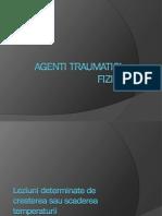Agenti Traumatici Fizici-R