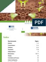 Catálogo Agricultura HANNA Chile