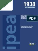 IPEA - Texto Para Discussão 1938 - Turismo