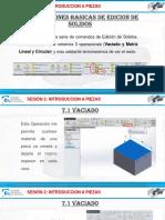 7 Operaciones Basicas de Edicion de Solidos