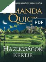 Amanda Quick - Hazugságok kertje.pdf