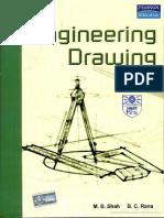 Engineering Drawing Pearson Shah,Rana