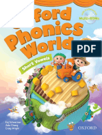 Oxford Phonics World 2 SB