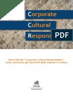 Dalla CSR Alla CCR