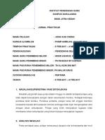 PP Jurnal Praktikum FASA3 JXC1
