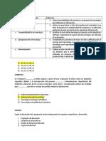Reactivos Socio Productivo - Cuestionario 2