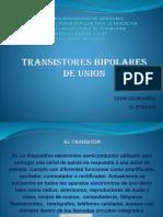 transistores bipolares de union