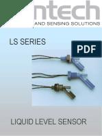 Gentech LS-Series(Sensor Inundacion)