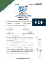 Mains Fluids Paper-1 Ezyexamsolutions