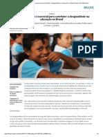Por Que o Fundeb é Essencial Para Combater a Desigualdade Na Educação No Brasil _ Brasil _ EL PAÍS Brasil