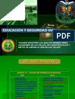 Educacion y Seguridad Vial