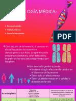 Terminología médica genetica