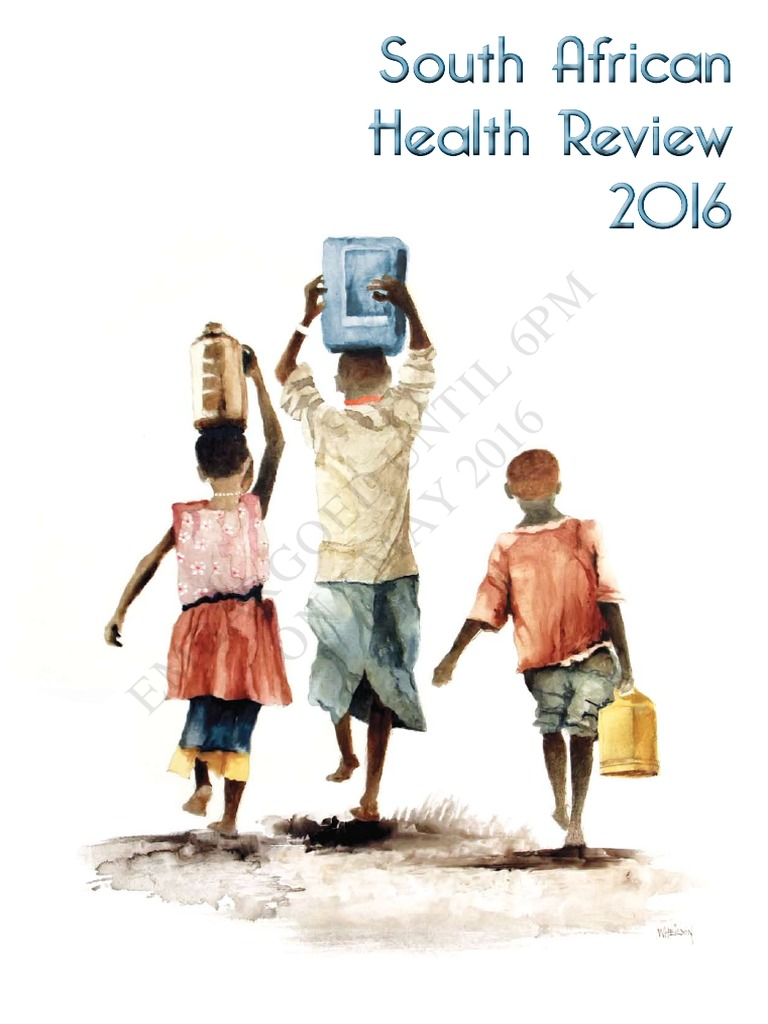 South African Health Review 2016 | Hiv/Aids | Preventive Healthcare
