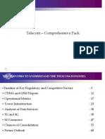 Telecom Industry summary