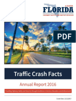 Florida Crash Facts 2016