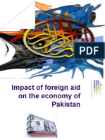 Impact of Foreign Aid on the Economy of 021010
