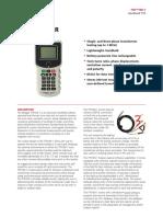 TTR100-1-DS-US-V01
