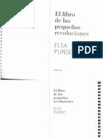 El Libro de Las Pequeñas Revoluciones Elsa Punset