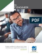 CERTIFIED Quality Engineer