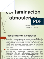 Expo. Contaminacion Atmosferica