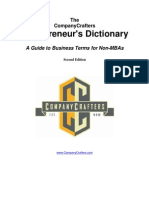 Entrepreneur's Dictionary Truefan