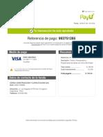 Comprobante_de_pago Cersa Costos y Presupuestos