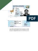 Documentos Personales