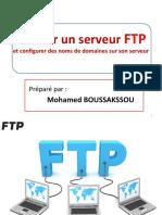 Installer Un Serveur FTP