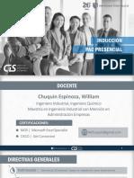 1 Cis - Induccion Pac Presencial 2018