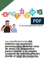 Trabajo básico con Autismo