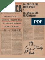 1961-04-05 Política -Segunda Época- Nº 6