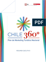 Plan Marketing Turistico Nacional 2016 2018 Resumen Ejecutivo