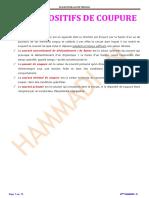 Disjoncteurs - Haute Tension