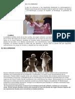 Danzas de La Región Caribe Colombiana