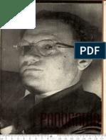 Revista Panorama - Zé Lins Do Rego