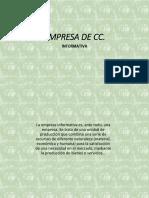 Empresa de Cc1