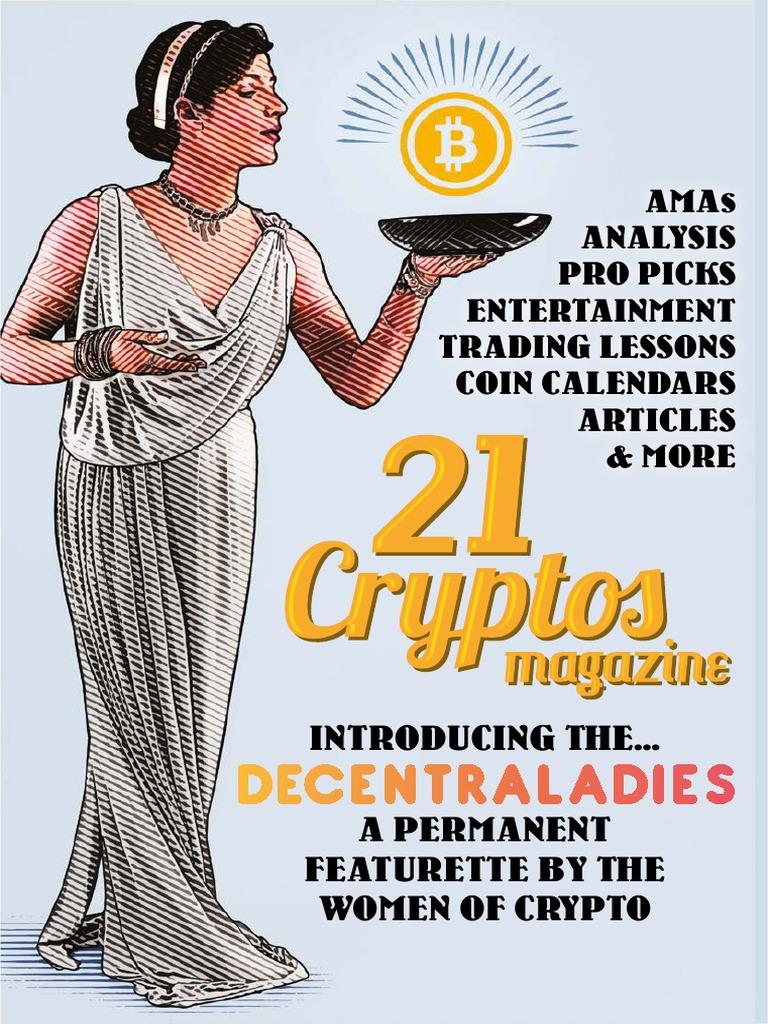 Q21 Cryptos Magazine February 2018 Pdf Market Trend Bitcoin