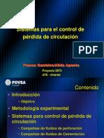 SISTEMAS PARA PERDIDAS DE CIRCULACIÓN.ppt