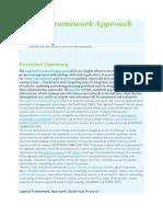 2018 VmmLogical Framework Approach