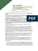 Medicina Forense en España
