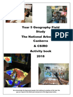 field trip activity booklet 2