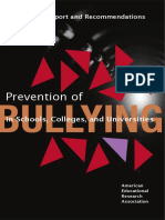 Prevention of Bullying in Schools, Colleges and Universities.pdf