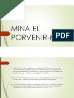Mina El Porvenir Milpo