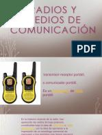3 Radios y Medios de Comunicación