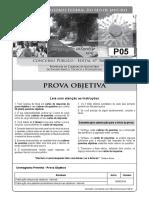 2015 P05 - Professor Carreira Magisterio Ensino Basico Tecnico Tecnologico