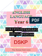Cover SoW Year 4 KSSR