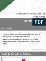 Unidade IV - Detecção e Resolução de Problemas