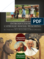 3 Introduction to Catholic Social Teaching