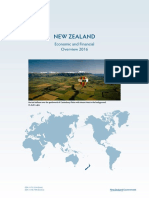 New Zealand Economic and Financial Overview 2016